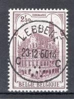 BELGIE: COB 1108 Zeer Mooi Gestempeld. - Bélgica