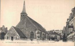 61 LA CHAPELLE MONTLIGEON L'EGLISE - Sonstige Gemeinden