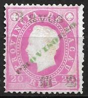 Macao Macau – 1894 King Luiz Surcharged - Macao