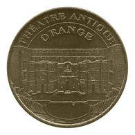 Monnaie De Paris , 2009 , Orange , Théâtre Antique , Vue Des Gradins - Monnaie De Paris