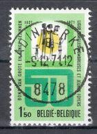 BELGIE: COB 1601 Mooi Gestempeld. - Bélgica