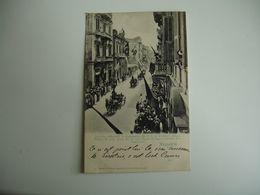 Cpa 1903 Alexandrie Arrivee Officielle Khedive Abbas Hilmy 2 Edi Pierre Agoplan - Alexandrie