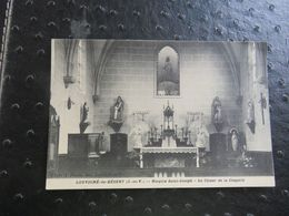 LOUVIGNE Du DÉSERT (I. Et V.) - Hospice Saint-Joseph - Le Chœur De La Chapelle - France
