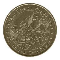 Monnaie De Paris , 2009 , Les Epesses , Puy Du Fou , Le Stadium Gallo-romain - Monnaie De Paris