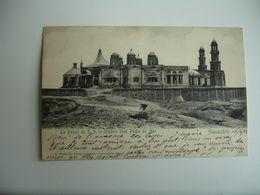 Cpa 1903 Alexandrie Palais Kedive Said Pacha Edi Pierre Agoplan - Alexandrie