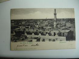 Cpa 1903 Alexandrie Les Allees Du Gabari  Edi Pierre Agoplan - Alexandrie