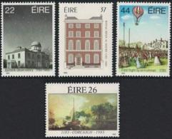 Ireland Anniversaries 4v Issue 1985 MNH SG#605-608 - Ungebraucht