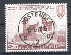 BELGIE: COB 1888 Mooi Gestempeld. - Bélgica