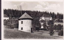 Poland Vorläufer Deutsches Reich PPC Kesselschloss Bad Flinsberg (Post Giehren) Mill Mühle Moulin 1940 Echte Real Photo - Schlesien