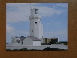Vuurtoren, Phare, Lighthouse / Isle Of Wight - St Catherines Lighthouse -> Unwritten - Lighthouses