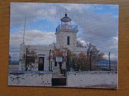Vuurtoren, Phare, Lighthouse / Pireaus Region (Greece) Avlida Lighthouse -> Unwritten - Fari