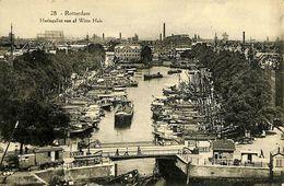 028 681 - CPA - Pays-Bas - Rotterdam - Haringvliet - Rotterdam