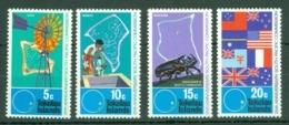 Tokelau Islands: 1971   25th Anniv Of South Pacific Commission      MH - Tokelau