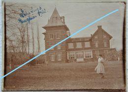 Photo ENGHIEN Edingen 1922 Château Ou Grosse Villa Animée - Lieux
