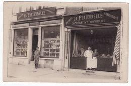 Saint Quentin , Carte Photo , La Fraternelle , Rue Du Géneral Leclerc - Saint Quentin
