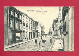 C.P. Châtelet =   Rue  Du  Calvaire - Châtelet