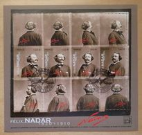 "2020 "" FELIX NADAR "" - BLOC FEUILLET F5392 ? - OBLITERE 1er JOUR 03.04.2020 - Unused Stamps"