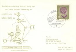 Rohrpostbeleg Hamburg 1964 - [7] Federal Republic