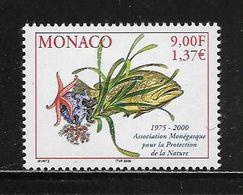 MONACO  ( MC20 - 78 )  2000  N° YVERT ET TELLIER  N° 2272  N*** - Neufs