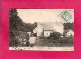 27 Eure, GLISOLLES, Le Moulin, 1906, (Loncle) - Altri Comuni