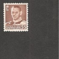 DENMARK 1948: Michel315mnh** - Dinamarca