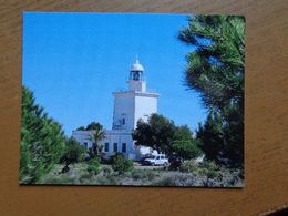 Vuurtoren, Phare, Lighthouse / Baix Vinalopo (Spain) Santa Pola Lighthouse -> Unwritten - Fari