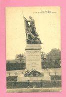 C.P. Châtelet =  Place  Jean  Guloz  :  Monument  1914  1918 - Châtelet