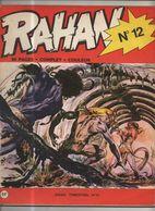 RAHAN T 12 Les Liens De Vérité EO BE VAILLANT 12/1974 Lecureux Cheret (BI4) - Rahan