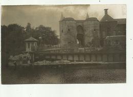 Bruges - Fotokaart Gentpoort - Brugge