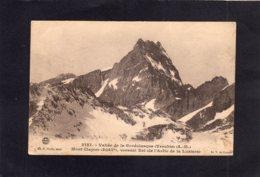 94893     Francia,    Vallee De La Gordolasque,  Mont Carpier,  Versant Est,  NV(scritta) - France