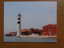Vuurtoren, Phare, Lighthouse / Venice (Italy) Isola Di Murano Lighthouse -> Unwritten - Fari