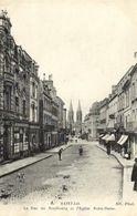 50 - Saint Lo - La Rue Du Neufbourg - 2566 - Saint Lo