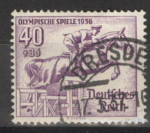 Deutsches Reich 616 O - Used Stamps