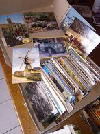 Gros Lot De Cartes Postales Une Boite Complete - Cartoline