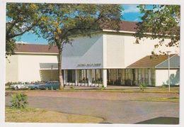 ZIMBABWE - AK 381288 Rhodesia - Entrance To The Victoria Falls Casino Hotel - Zimbabwe
