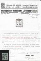 GUYANE - YVERT N° 3 OBLITERE - SUPERBE - CERTIFICAT PHOTO ! - COTE 2020 = 160 EUR. - Guyane Française (1886-1949)
