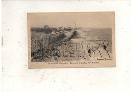 Ver-sur-Mer (14) : GP De Baigneurs à L'extrémité De La Plage Bain Vers Asnelles En 1930 (animé) PF. - Andere Gemeenten