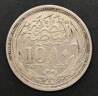 Egypt EGITTO 10 PIASTRE 10 Piastres 1917  Hussein Kamil  D.1148 - Aegypten