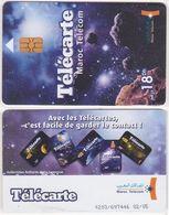 260/ Morocco; P?. Space, Exp. 02/05 - Marokko