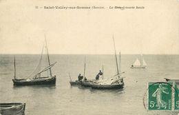 80 SAINT VALERY SUR SOMME - La Baie Marée Haute - Saint Valery Sur Somme