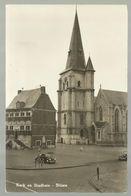***  BILZEN  ***   -   Kerk En Stadhuis ( Met Oude Volkswagen Kever ) - Bilzen