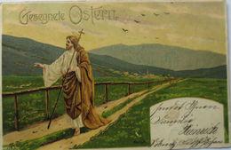 """Ostern, Religion, Jesus"" 1905, Serie Mailick WW 5473  ♥ (3085) - Mailick, Alfred"