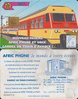 270/ Morocco; P7. Train, 200 Ut. - Marokko
