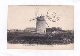 CPA :  14 X 9  -  NOIRMOUTIER  -  Vue  Générale De La Guérinière - Noirmoutier