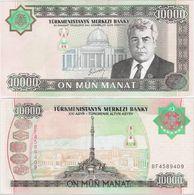 Turkmenistan 2003 - 10000 Manat - Pick 15 UNC - Turkménistan