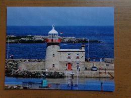 Vuurtoren,Phare, Lighthouse / Fingal (ireland) Howth Harbour Lighthouse -> Unwritten - Lighthouses
