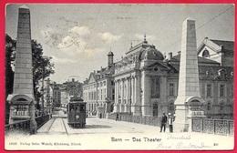CPA AK Suisse BE BERNE - Das Theater (Tramway) ° Verlag Gebr. Wehrli 13023 - BE Bern