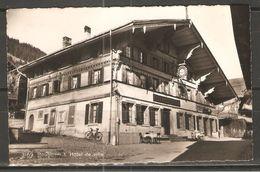 Carte P ( Rougemont / Hôtel De Ville ) - VD Vaud