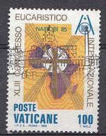Vatikaan 1985  Mi.nr. 876 Eucharistischer Kongress   OBLITÉRÉS-USED-GEBRUIKT - Vatican