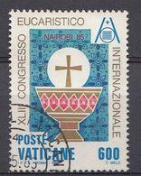Vatikaan 1985  Mi.nr. 878   Eucharistischer Kongress   OBLITÉRÉS-USED-GEBRUIKT - Vatican